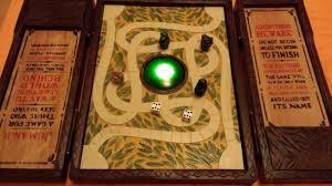 Jumanji Board Game Prop Replica