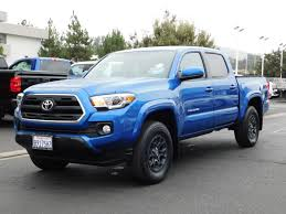 100 Used Toyota Tacoma Trucks For Sale 2017 SR5 V6 In Thousand Oaks CA