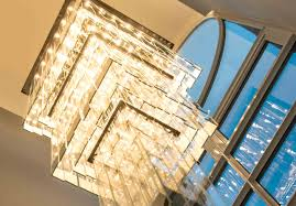 Fibre Optic Ceiling Lighting by Home On Hampstead Heath Nulty Bespoke Custom Handcrafted Lighting