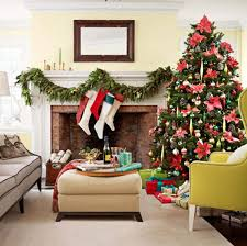 Indoor Christmas Tree Decorating Ideas