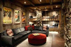 Western Living Room Ideas Rustic Southern