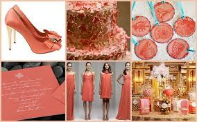 stunning coral colored wedding decorations coral weddings coral