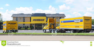 100 Truck Renta Penske L Business Editorial Stock Image Image