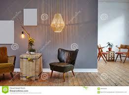 100 Urban Loft Interior Design Retro Bar Modern Stock Image Image Of