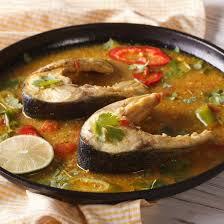 cuisiner du congre recette carri de poisson