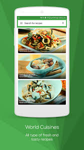 cuisine recipes all free recipes cuisines android apps on play