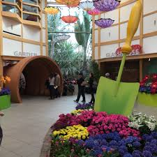 Big Spring at the Cleveland Botanical Garden – Mommy MD in the CLE