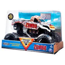 100 Monster Truck Engine Spin Master Jam Jam Official Zombie