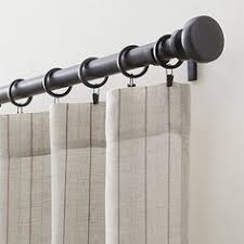Green Striped Curtain Panels by Bloom Sheer Rod Pocket Window Curtain Panel In White