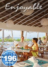 Desire Pearl Is An Adults Only All Inclusive Resort That Features 3 Restaurants And A Offers Romantic Dinner At Sea Option