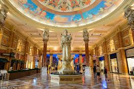 Caesars Palace Hotel Front Desk by Caesars Palace Prepares To Celebrates 50 Years On The Las Vegas