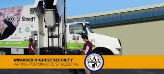 100 Shred Truck Quick Hard Drive Paper Document Ding Services In