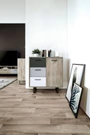 newroom sideboard sideboard eiche grau weiß optik modern skandinavisch highboard anrichte wohnzimmer kaufen otto
