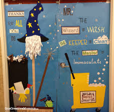 25 Teacher Appreciation Door Ideas From OneCreativeMommy