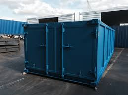 100 Shipping Containers 40 Half Height Container Container Ltd
