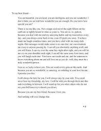 dear best friend letter tumblr Google Search