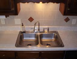 kitchen sink lighting home design and decorating