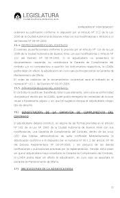 ANEXO DEL BOLETÍN OFICIAL N° 5131