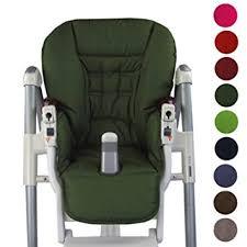 housse de rechange de coussin de siège pour bébé peg perego prima
