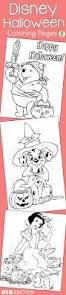Disney Halloween Coloring Pages Free by Happy Halloween Coloring Page Happy Halloween Halloween Parties