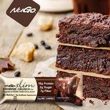 Media NuGo Slim Brownie Crunch