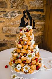 We Chose A Croquembouche For Our Wedding Cake Neither Of Us Like Fruitcake And Wanted Something Bit Different