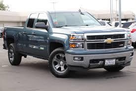 Pre-Owned 2014 Chevrolet Silverado 1500 LT 4D Double Cab In Yuba ...