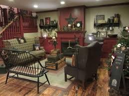 i like the whole room home pinterest primitive living room