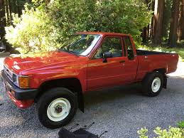 Rare 1987 Toyota Pickup 4x4 Xtra Cab Up For Sale On EBay - Autoevolution