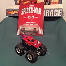 Hot Wheels SPIDERMAN LOT Monster Jam NM & Homecoming Walmart Chase ... Toddler Boys Blaze And The Monster Trucks Group Shot Tshirt Pacific Cycle 12v Marvels Amazing Spiderman Dune Buggy Cartoon Children Kids Videos Vector Car Stock Bigfoot Powered Riding Toys Outdoor Play Kohls Julians Hot Wheels Blog Shark Wreak Jam Truck 46c225 Bobby Zee Spiderman 2003 Signed Hero Lightning Mcqueen In Toy Factory 3 Pack R Us Canada Hot Wheels Monster Jam 124 Scale Dc Comics 2011 Release Set Of 4 24 Ghz Remote Controlled Rock Crawler Rc Dba 2017 Hombre Araa 58000 En Jam Mad Scientist Vehicle Walmart