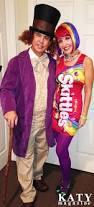 Kelly Ripa Halloween Contest by Costume Willy Wonka And Skittles Halloween Fun Pinterest