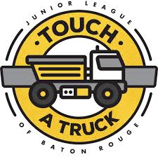 100 Food Trucks Baton Rouge Touch A Truck Junior League Of