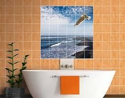 stickers carrelage salle de bain sticker carrelage mural faience déco cuisine ou salle de bain