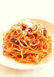 pates a la puttanesca spaghetti alla puttanesca 120 cook