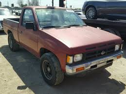 Auto Auction Ended On VIN: 1N6SD11S3MC395733 1991 NISSAN TRUCK SHOR ...