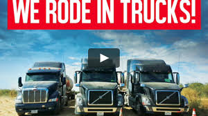 100 We Rode In Trucks Stevens Transport On Vimeo