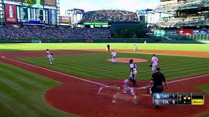 Rockies Turn Rare Double Play Against Dodgers | MLB.com Al Barnes Park Cdc Of Tampa Nicol Winkler Thirstygerman Twitter Dodgers 6 7 And 8 Hitters Excel In Game 2 Mlbcom Events Posts Safe Sound Hillsborough Upcoming List By Day City Sandbag Updates Where You Can Find Them Ahead Hurricane Irma Map The Strange Wonderful Lost Amusement Parks La Find Homes For Sale St Petersburg Smith Board Orange County Sheriffs Office Careers Employment Information