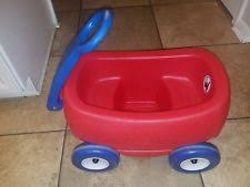 Step2 Roller Coasters Wagons U0026 by Step 2 Little Helper Red And Blue Wagon Kids Cart Pull Along