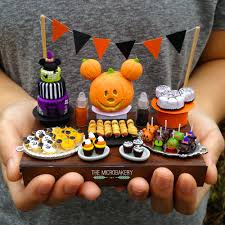 Nerdy Nummies Halloween by The Microbakery Haunt Your Disney Side