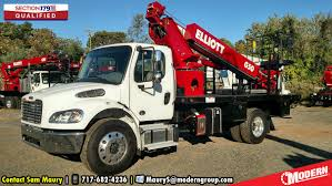 100 Comercial Trucks For Sale Used 2017 Elliott G50F In Bristol PA