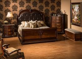 Coventry Tobacco Bedroom Set Traditional Bedroom Miami by