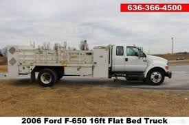 Ford Flatbed Trucks In Missouri For Sale ▷ Used Trucks On Buysellsearch Dakota Hills Bumpers Accsories Flatbeds Truck Bodies Tool Used 2007 Ford F650 Flatbed Truck For Sale In Al 3007 F4 Pickup 6cil Benzine 1943 Flatbed Trucks For Sale Drop Side Ford F450 Super Duty Cab Truck Item Ec9 Used 2011 Transit Factory Tipper Dropside Trucks 2001 F550 Crew Dc2224 Sold 1950 Ford Stake Pinterest And Cars 1999 Flatbed 12 Ft Stake Bed With Liftgate N Scale 1954 Parts Trainlifecom