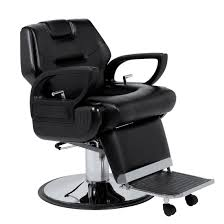 Fully Reclining Barber Chair by Savvy Barber Chair