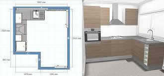fabriquer sa cuisine en mdf etude et fabrication d une cuisine de type ikea