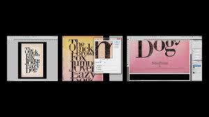 Retro Typography Tutorials Design A Classic Serif Poster
