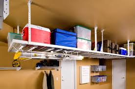 make the most of your space ceiling storage garage decor and more