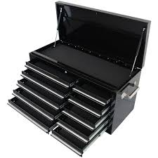 100 Top Side Tool Boxes For Trucks Modern 10 Drawer Tool Chest Plus Top Compartment Features Rolled
