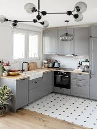 trend die graue küche westwing