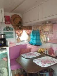 Tickled Pink My Vintage Camper