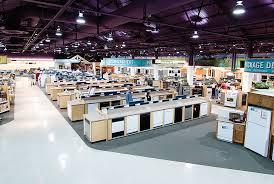 Nebraska Furniture Mart Appliance Electronics Renovation